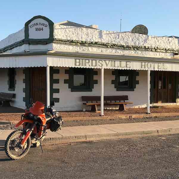 Birdsville Pub